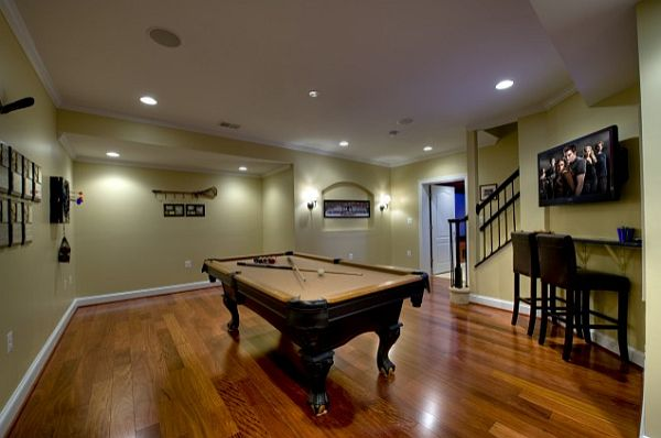 Duxbury basement finishing