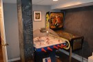 Cambridge Ma. Basement Game Room.